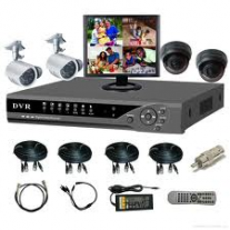 Kit DVR + Cámaras