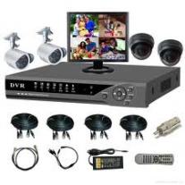 Kit DVR + Cámaras